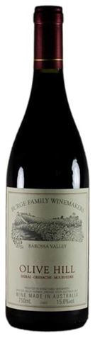 Picture of Burge Family Winemakers SGM Olive Hill Shiraz Grenache Mourvedre 2003 750mL