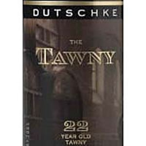 Picture of Dutschke The Tawny   22 Year Old Port blend NV 375mL
