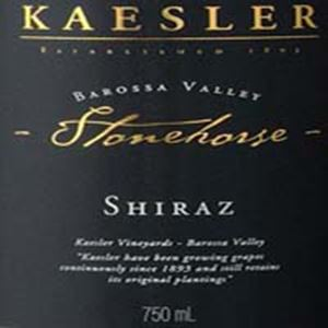 Picture of Kaesler Stonehorse Shiraz 2002 750mL