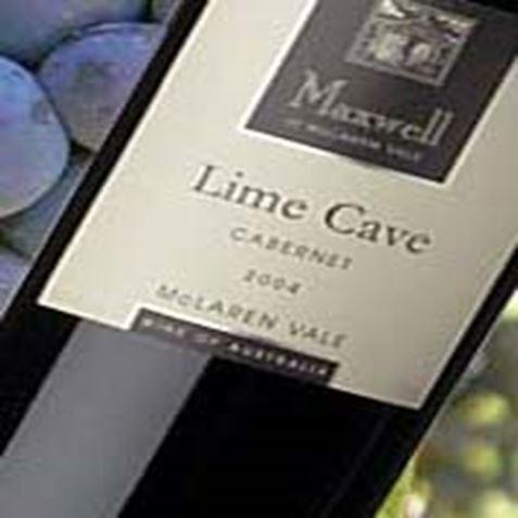 Picture of Maxwell Lime Cave Cabernet Sauvignon 2001 750mL