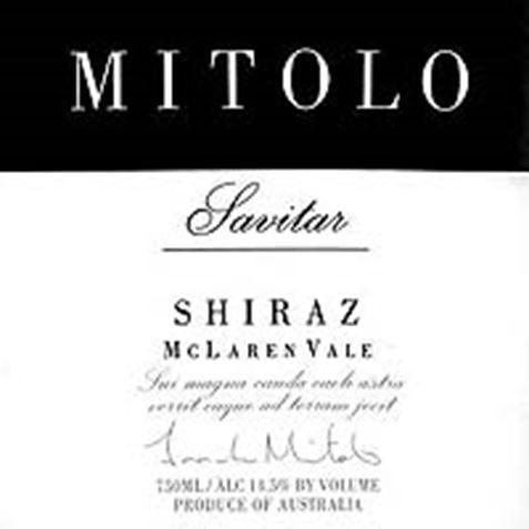 Picture of Mitolo Savitar Shiraz 2003 750mL