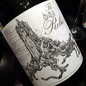 Picture of The Standish-The Relic-Shiraz Viognier-2004-750mL