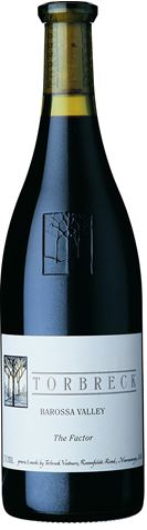 Picture of Torbreck The Factor Shiraz 2001 750mL