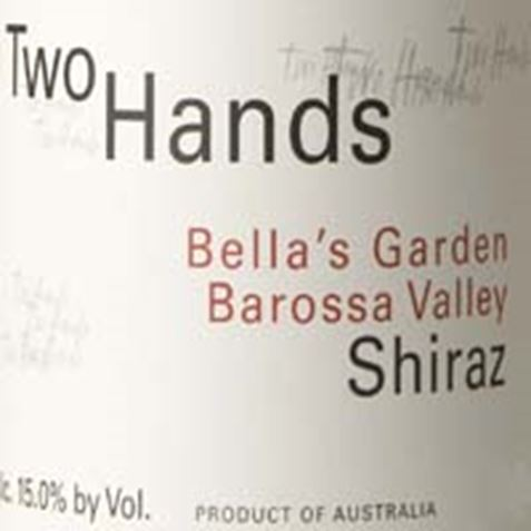 Picture of Two Hands Bella's Garden Shiraz 2003 3L