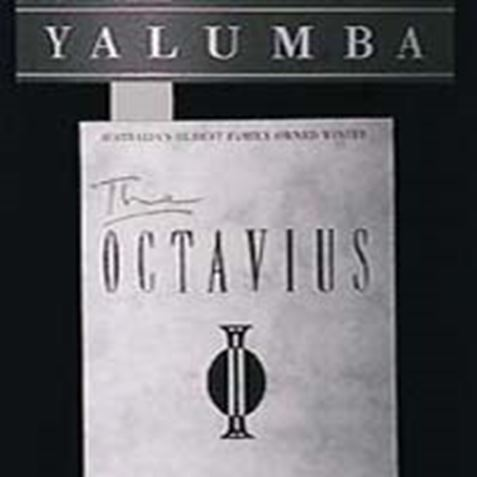 Picture of Yalumba The Octavius Old vine Shiraz 1999 750mL