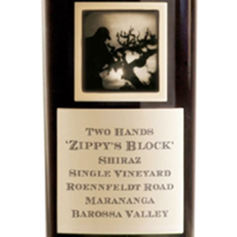 Picture of Two Hands-Zippy's Block-Shiraz-2005-6L