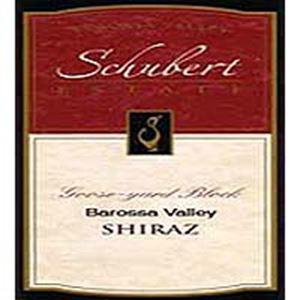 Picture of Schubert Estate-Goose Yard Block-Shiraz-2005-6L