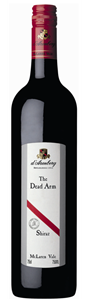 Picture of d'Arenberg The Dead Arm Shiraz 2001 750mL