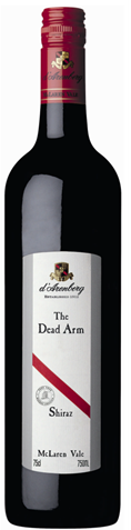 Picture of d'Arenberg The Dead Arm Shiraz 2000 750mL