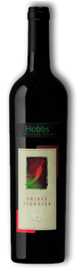 Picture of Hobbs-Of Barossa Ranges-Shiraz Viognier-2005-750mL