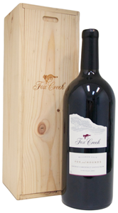 Picture of Fox Creek-Fox & Hounds-Shiraz Cabernet Sauvignon-2002-3L