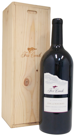 Picture of Fox Creek Fox & Hounds Shiraz Cabernet Sauvignon 2002 3L