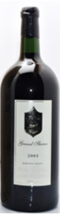 Picture of Viking Wines Grand Shiraz 2003 1.5L