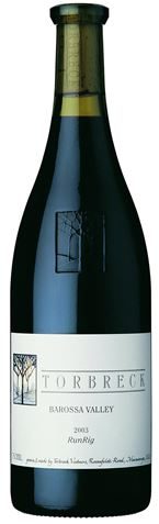 Picture of Torbreck RunRig Shiraz 2003 750mL