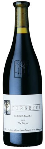 Picture of Torbreck-The Factor-Shiraz-2002-750mL