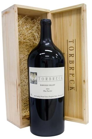Picture of Torbreck-The Factor-Shiraz-2004-6L