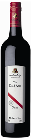 Picture of d'Arenberg-The Dead Arm-Shiraz-2003-750mL