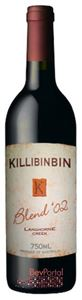 Picture of Killibinbin Blend Cabernet Sauvignon Shiraz 2002 750mL