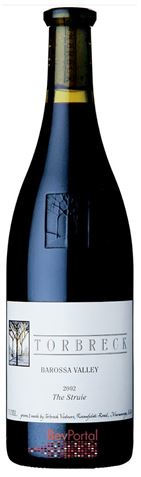 Picture of Torbreck The Struie Shiraz 2002 750mL