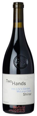 Picture of Two Hands Lily's Garden Shiraz 2005 750mL