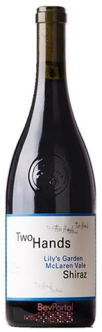 Picture of Two Hands-Lily's Garden-Shiraz-2004-750mL