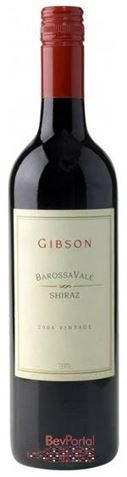 Picture of Gibson Barossavale Wines BarossaVale Shiraz 2004 750mL