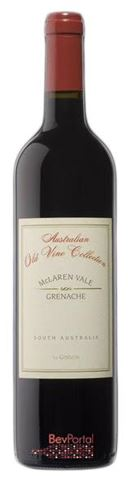 Picture of Gibson Barossavale Wines A.O.V.C Grenache 2004 1.5L