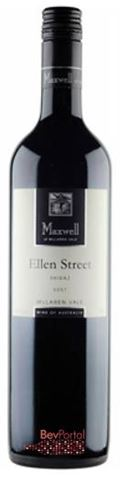 Picture of Maxwell-Ellen Street-Shiraz-2001-750mL