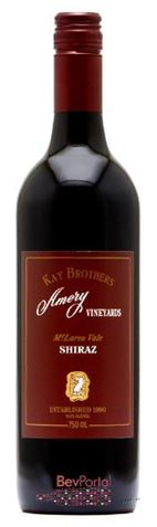 Picture of Kay Brothers Amery Estate Shiraz 2003 750mL