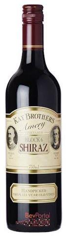 Picture of Kay Brothers Amery-Block Six-Shiraz-2005-750mL