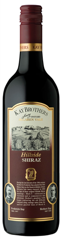 Picture of Kay Brothers Amery-Hillside-Shiraz-2005-750mL