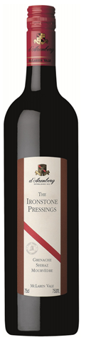 Picture of d'Arenberg The Ironstone Pressings Grenache Shiraz Mourvedre 2002 750mL
