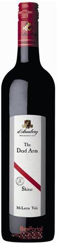 Picture of d'Arenberg The Dead Arm Shiraz 2003 1.5L