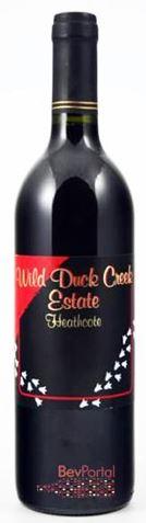 Picture of Wild Duck Creek Estate-Duck Muck-Shiraz-2004-750mL