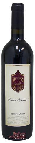 Picture of Viking Wines Estate Shiraz Cabernet 2002 750mL