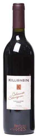 Picture of Killibinbin-Estate-Cabernet Sauvignon-2002-750mL
