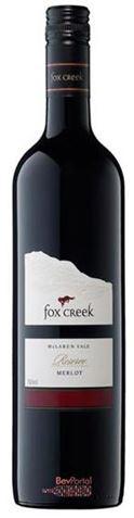 Picture of Fox Creek Reserve Merlot 2000 750mL