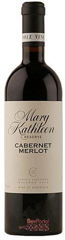Picture of Coriole-Mary Kathleen Reserve-Cabernet Sauvignon Merlot-2001-750mL