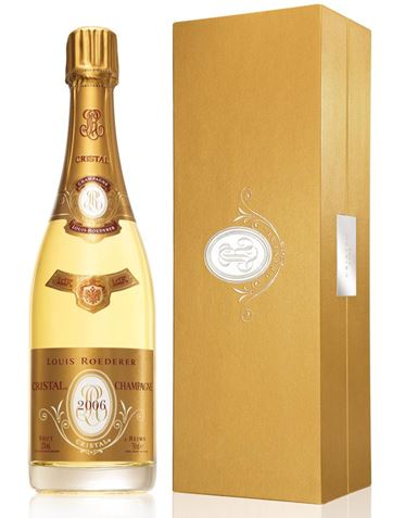 Picture of Louis Roederer-Cristal Brut-Pinot Noir Chardonnay-2006-750mL