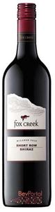 Picture of Fox Creek Short Row Shiraz 2001 1.5L