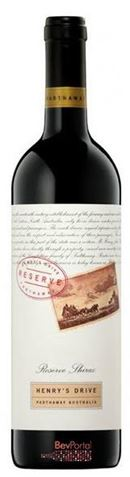 Picture of Henry's Drive Reserve Shiraz 2004 1.5L
