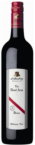 Picture of d'Arenberg-The Dead Arm-Shiraz-2002-3.0L