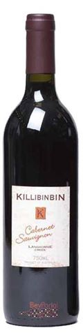 Picture of Killibinbin-Estate-Cabernet Sauvignon-2003-750mL