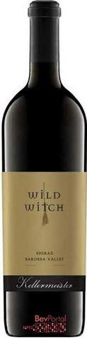 Picture of Trevor Jones Wild Witch Shiraz 1999 750mL