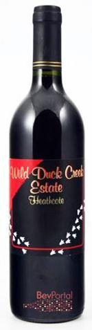 Picture of Wild Duck Creek Estate-Original Vineyard-Shiraz-2001-1.5L