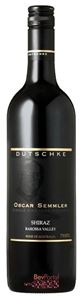 Picture of Dutschke Oscar Semmler Shiraz 2002 750mL