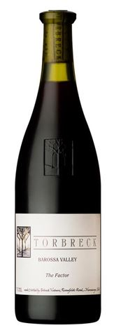 Picture of Torbreck-The Factor-Shiraz-2000-750mL