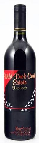 Picture of Wild Duck Creek Estate-Duck Muck-Shiraz-2002-750mL