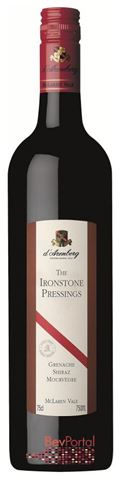 Picture of d'Arenberg The Ironstone Pressings Grenache Shiraz Mourvedre 1993 750mL