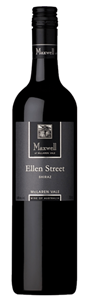 Picture of Maxwell Ellen Street Shiraz 2000 750mL